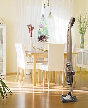 Best Hardwood Floor Vacuum bissell hard floor expert multi cyclonic bagless canister vacuum 1547 corded The Best Cordless Vacuums For Hardwood Floors