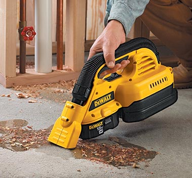 Best Cordless Wet/Dry Vacuums