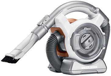 Black and Decker FHV1200 Flex Vac Cordless Ultra-Compact Vacuum Cleaner