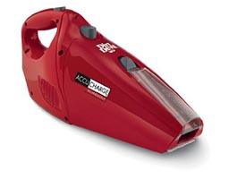 Dirt Devil BD10045RED Dirt Devil AccuCharge 15.6 Volt Cordless Hand Vacuum